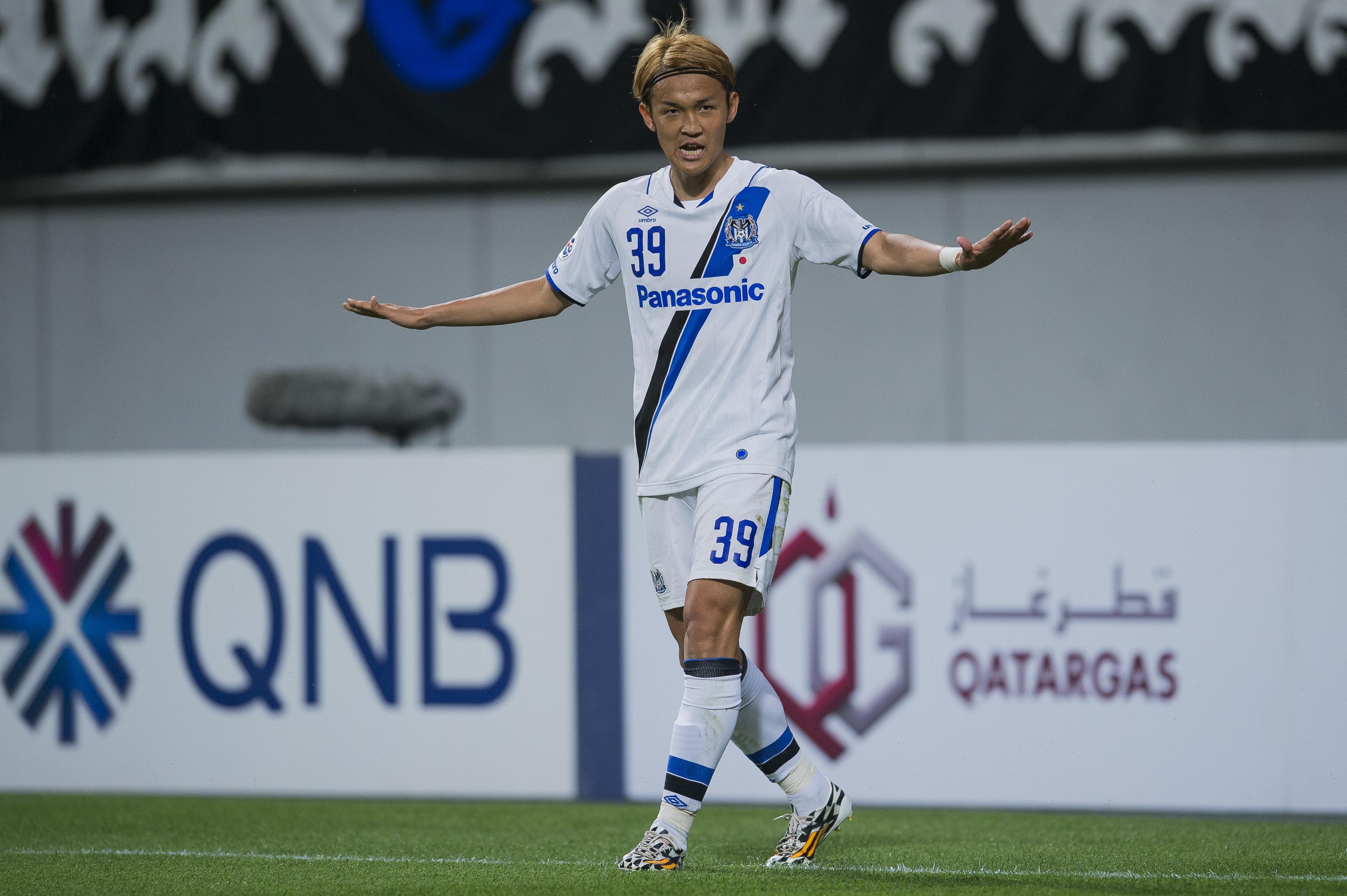 Gamba Osaka Jsoccer News Page 2