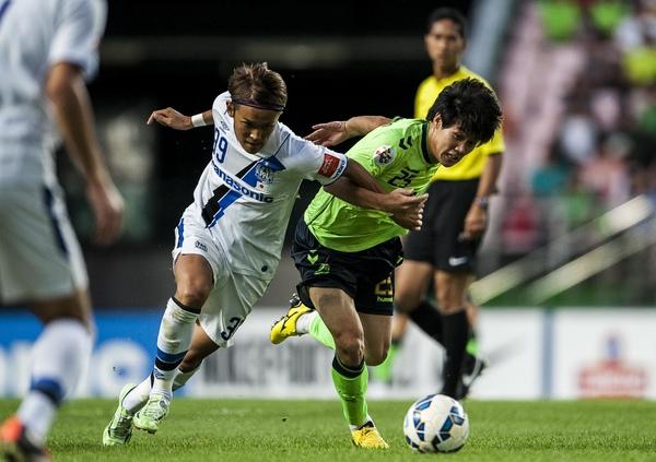 2015 AFC Champions League - Jeonbuk Hyundai Motors vs Gamba Osaka